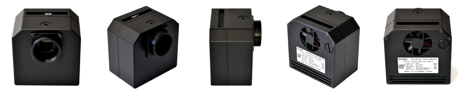G2 CCD camera head