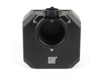 OAG on G4 camera with thick adapter base